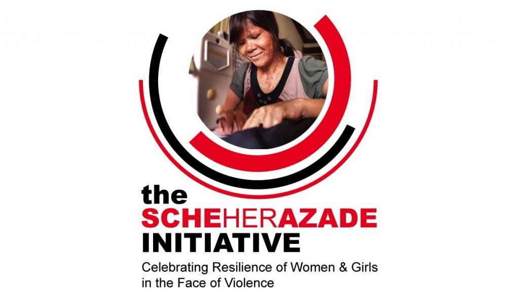 Scheherazade Logo with tag copy