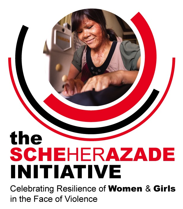 Scheherazade logo bold